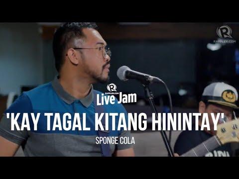 'Kay Tagal Kitang Hinintay' – Sponge Cola