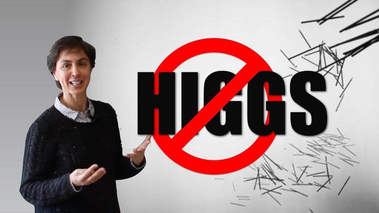 ¿Qué pasaría si no existiera el Higgs?