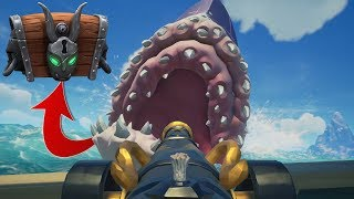 Sea of Thieves - Stealing the Megalodon
