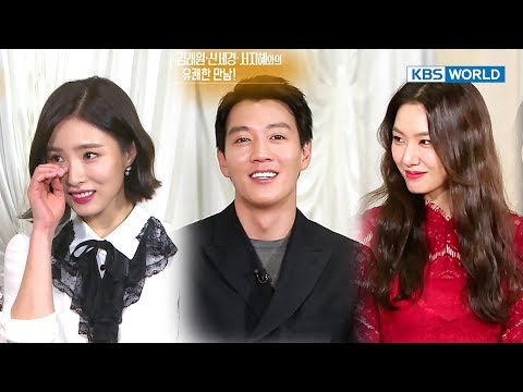 "Interview with stars of the new drama ""Black Knight""[Entertainment Weekly/2017.12.11]"
