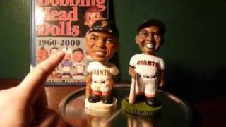 SF Giants 1962 Willie Mays Bobblehead