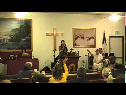 "gateway ternacle clip 5/6/14-sis cammy sings ""amazing grace"""