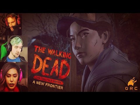 Gamers Reactions to Clementine's appearance | The Walking Dead - A New Frontier