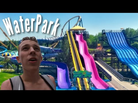 SPLASH WORKS - CANADAS WONDERLANDS WATERPARK
