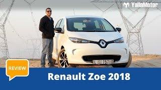 2018 Renault Zoe Review   YallaMotor.com