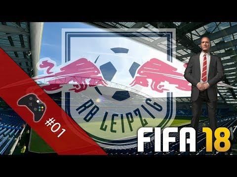 Eine neue Karriere beginnt! *RB Leipzig* - FIFA 18 #01 - Karrieremodus - Let's Play 🎮