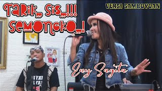 Download Lagu TARIK SIS SEMONGKO JARANAN SAMBOYOAN | COVER BUNGA - ENY SAGITA | LIVE PERFORMANCE mp3