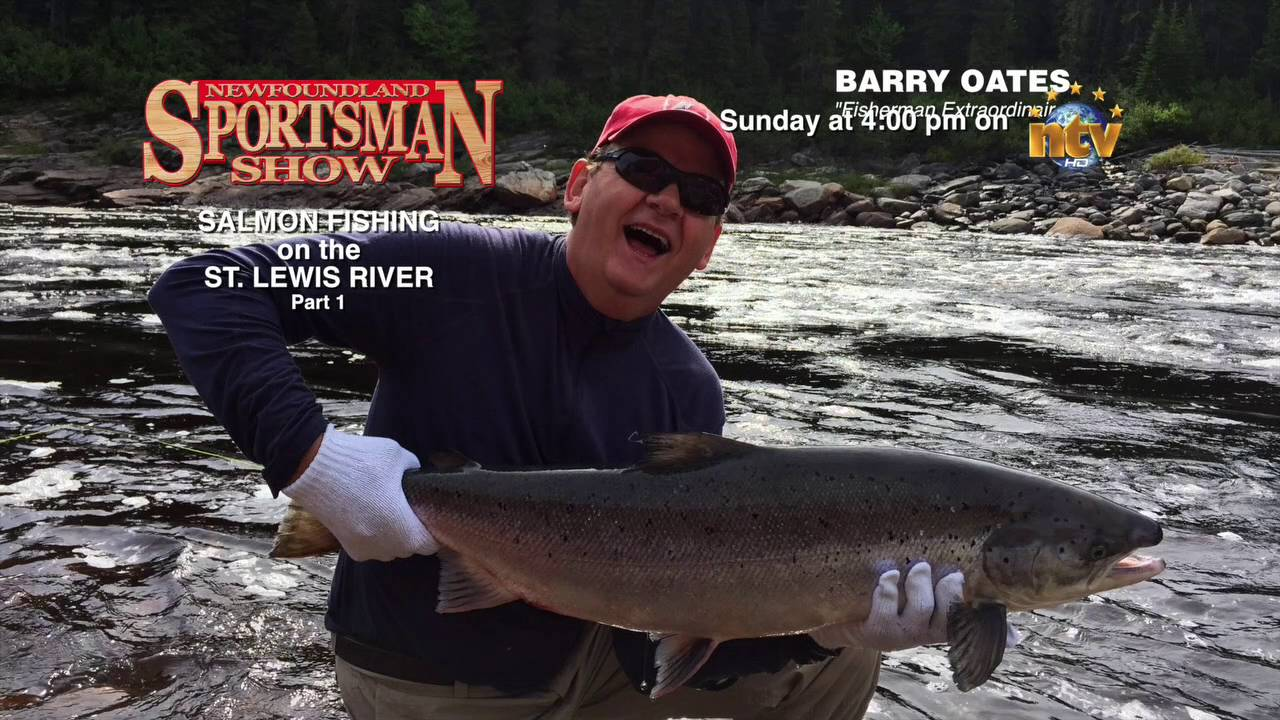 Promo salmon fishing on the st lewis river part 1 for Lewis river fishing report