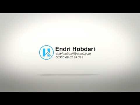 Interior design - project presentation