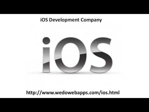 IOS Development Company | IPad Application Development Services