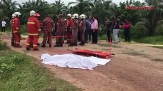 Pilot killed, passenger injured when small plane crashes in Melaka