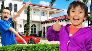 10 Richest Kid YouTubers of 2020 (Ryan's World, SIS vs BRO, Like Nastya, JoJo Siwa)