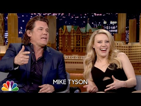 First Impressions with Josh Brolin and Kate McKinnon - YouTube