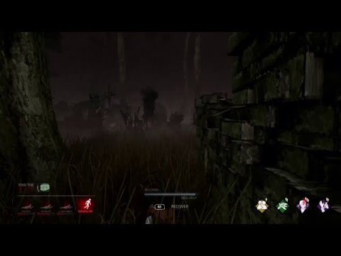 Dead by daylight (ps4) saving lifes one at a time