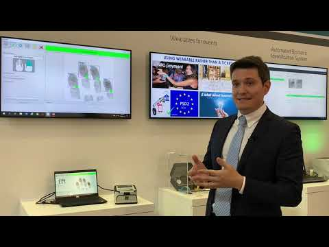 BIOMETRIC SCANNERS - Thales