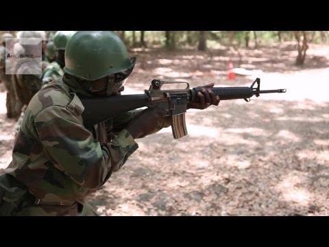 U.S. Special-Purpose Marines Train Senegalese Marine Commandos