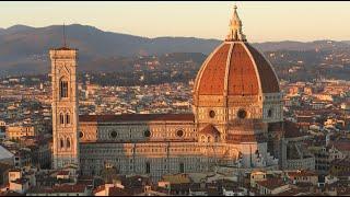 Флоренция. По следам гениев Возрождения. Санта-Мария-дель-Фьоре Баптистерий улочки и площади