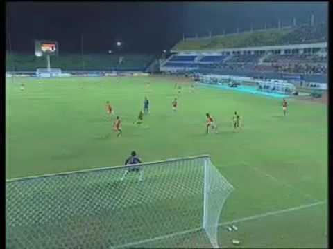 ACL: Sriwijaya FC 4-2 Shandong Luneng 20/05/09