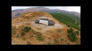 Flyover of Tel Abel Beth Maacah (Israel)