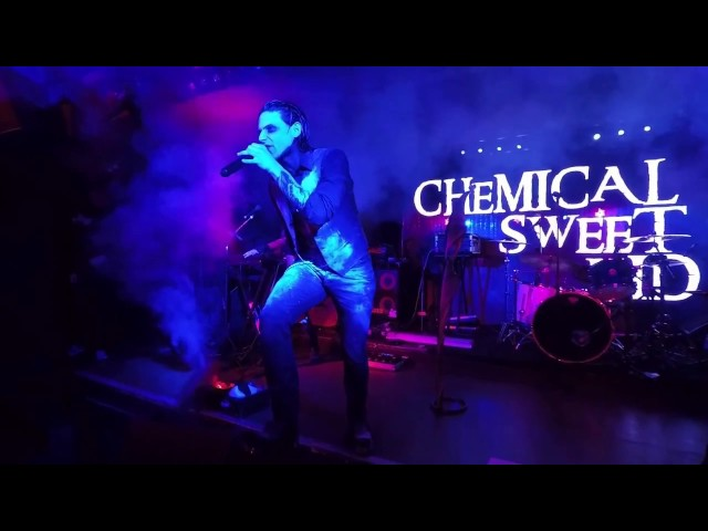 Chemical Sweet Kid - Live @ Gibus