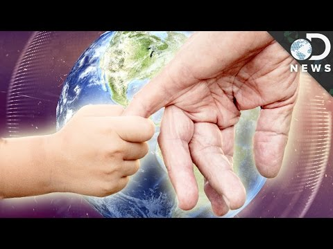 Why Grandparents Are Key To Human Survival