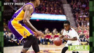 Repeat youtube video LeBron James' Son Shows Off His Insane Basketball Skills