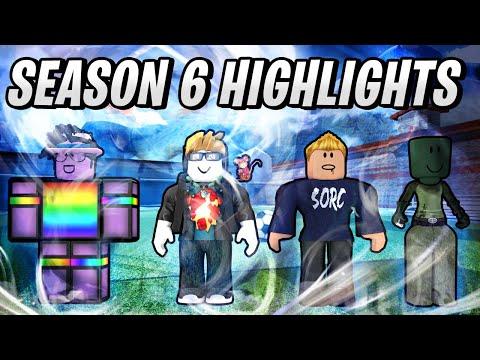 Roblox Mini Game Videos Roblox Jailbreak Mini Games Tournament Season 6 Highlights Youtube