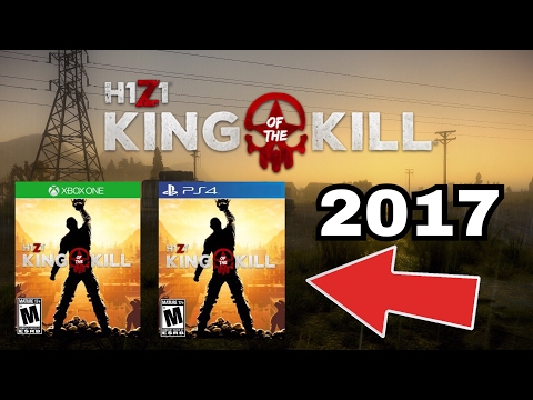 H1Z1: KOTK Console Edition Release Date Announced!?!?