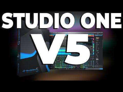 Presonus Studio One 5 | Les Nouveautés