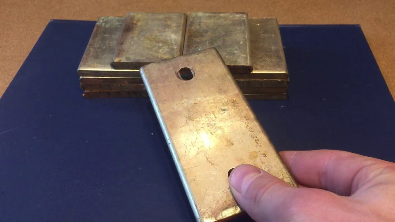 Removing Silver Plating From Copper