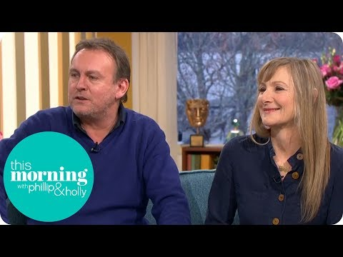 Philip Glenister & Lesley Sharp on the Return of Living the Dream | This Morning