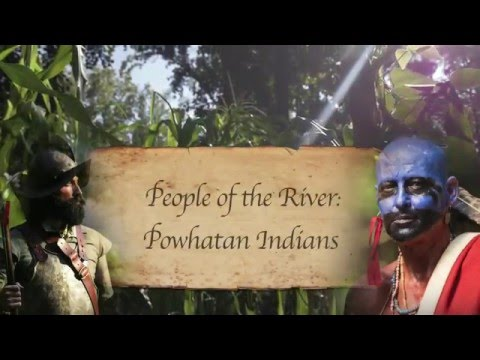 """People of the River: Powhatan Indians"" Henricus Historical Park Educational film"