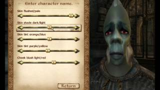 The Elder Scrolls Iv: Oblivion Playthrough/let's Play With Mr.boom Ep.1