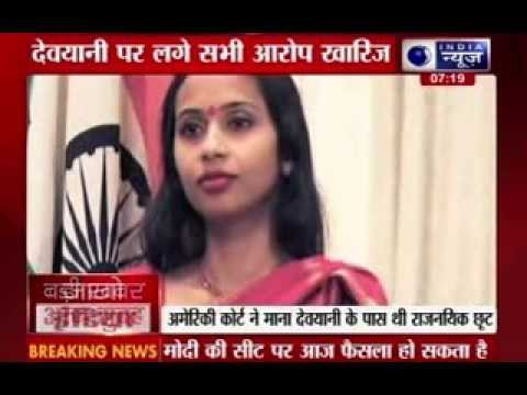 Devyani Khobragade wins dismissal of indictment in visa fraud case