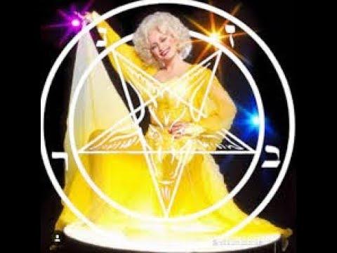 Concrete Proof Dolly Parton Is Illuminati