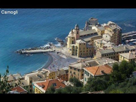 Paesi e borghi della Riviera Ligure