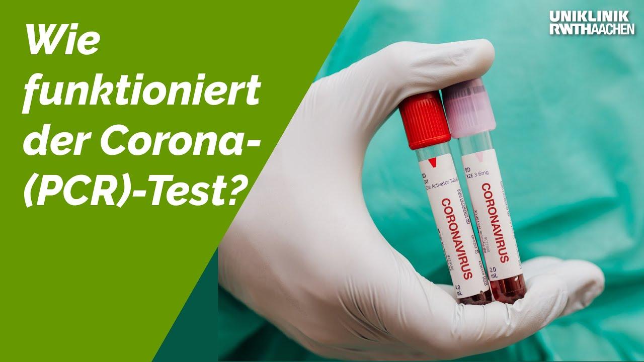 Corona Test Wie Funktioniert