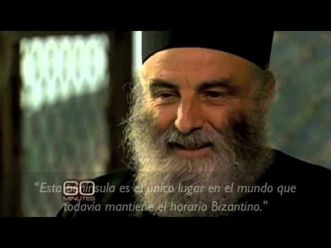 Visit to Mount Athos 60 Minutes (Spanish Subtitles)