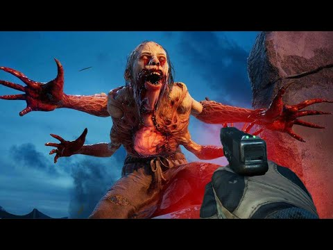 HARDEST ZOMBIES GAME IN THE WORLD!!! - BACK 4 BLOOD BETA GAMEPLAY!