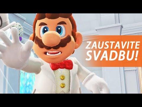 VELIKA BORBA ZA KRAJ IGRE - Super Mario Odyssey (EP14)