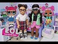 Turning My American Girl Dolls Into LOL Dolls!