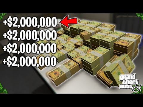 The Best Money Methods To Do RIGHT NOW In GTA 5 Online! (MAKE YOU MILLIONS EASILY!)