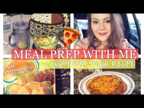 meal-prep-with-me-||-weight-watchers-freestyle-+-2-ingredient-dough-pizza