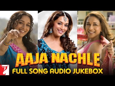 Aaja Nachle Audio Jukebox  Full Songs  Madhuri Dixit  Konkona Sen  Kunal Kapoor