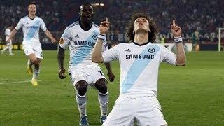 12-13 UEFAヨーロッパリーグ 準決勝 1stLEG バーゼル1-2チェルシー Scor...
