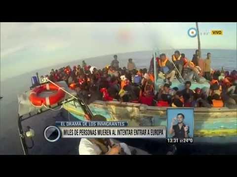 V7inter - Europa: El Drama De Los Inmigrantes