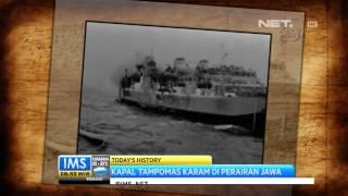 IMS - Todays History - Tenggelamnya Kapal Tampomas 2