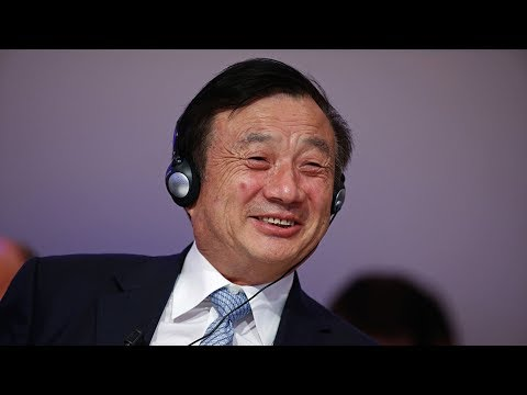 Huawei founder says company would be fine without American chips
