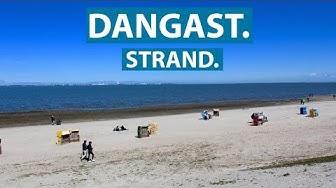 Der Sandstrand in Dangast - Kostenlos schwimmen | Ferienratgeber Nordsee Clip