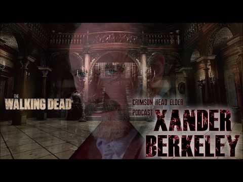 The Walking Dead  with Xander Berkeley